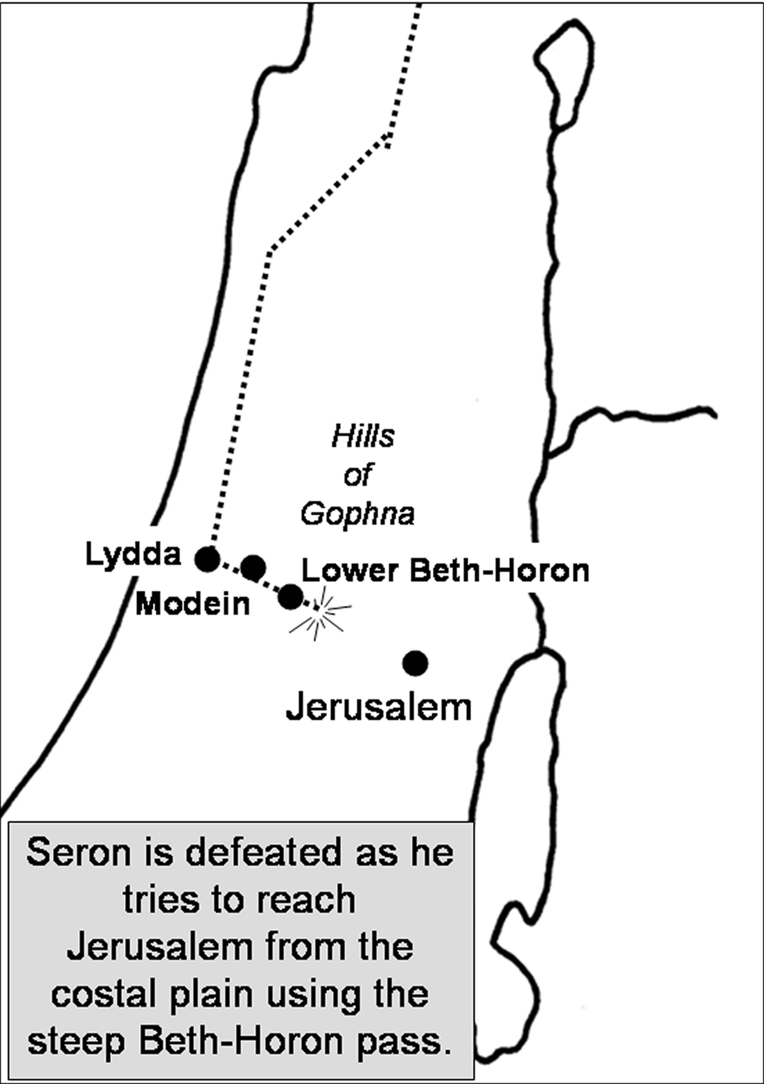 maccabean revolt 9 hasidic jews enforce torah: 42: then (mattathias and his sons) were joined by a congregation of c hasidim, a strong army of israelites, everyone of them a.