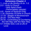 Ephesians chapter 4