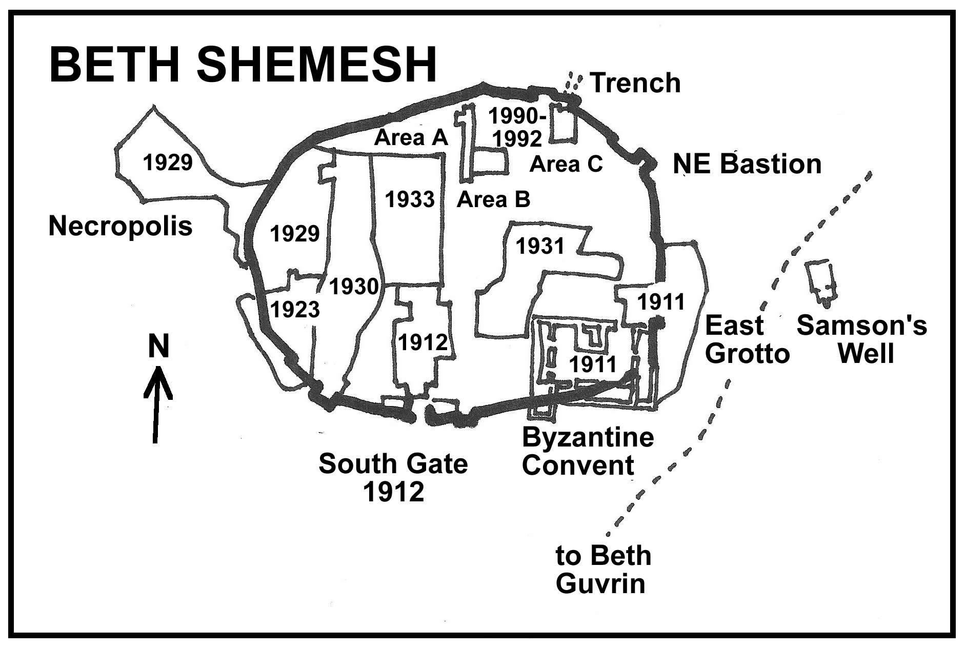 Beth Shemesh Judah: Diagrams And Charts By Generation Word