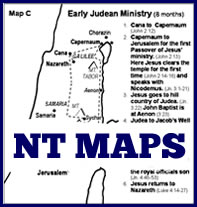 New Testament and Bible Maps