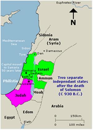 Old Testament Survey part four of six  David Israel and Judah