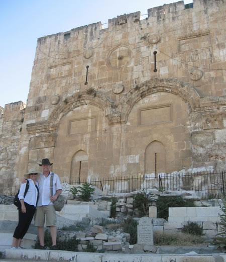 The Eastern Gate Of Jerusalem N7qvc S Christian Blog