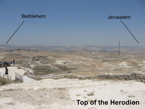 Herodion View