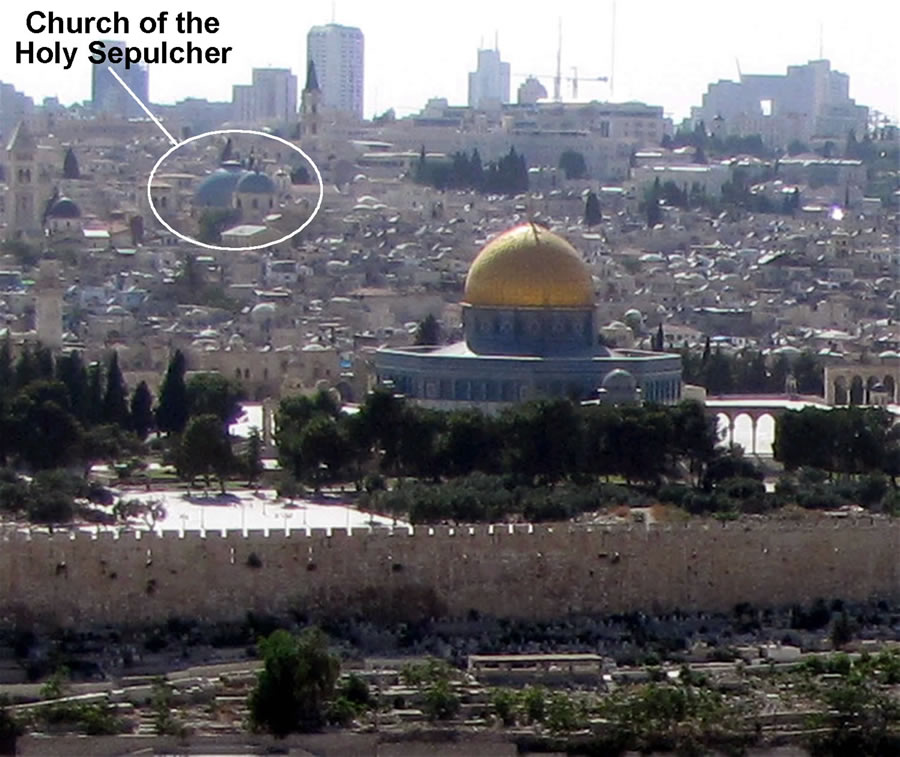 Image result for church of holy sepulchre